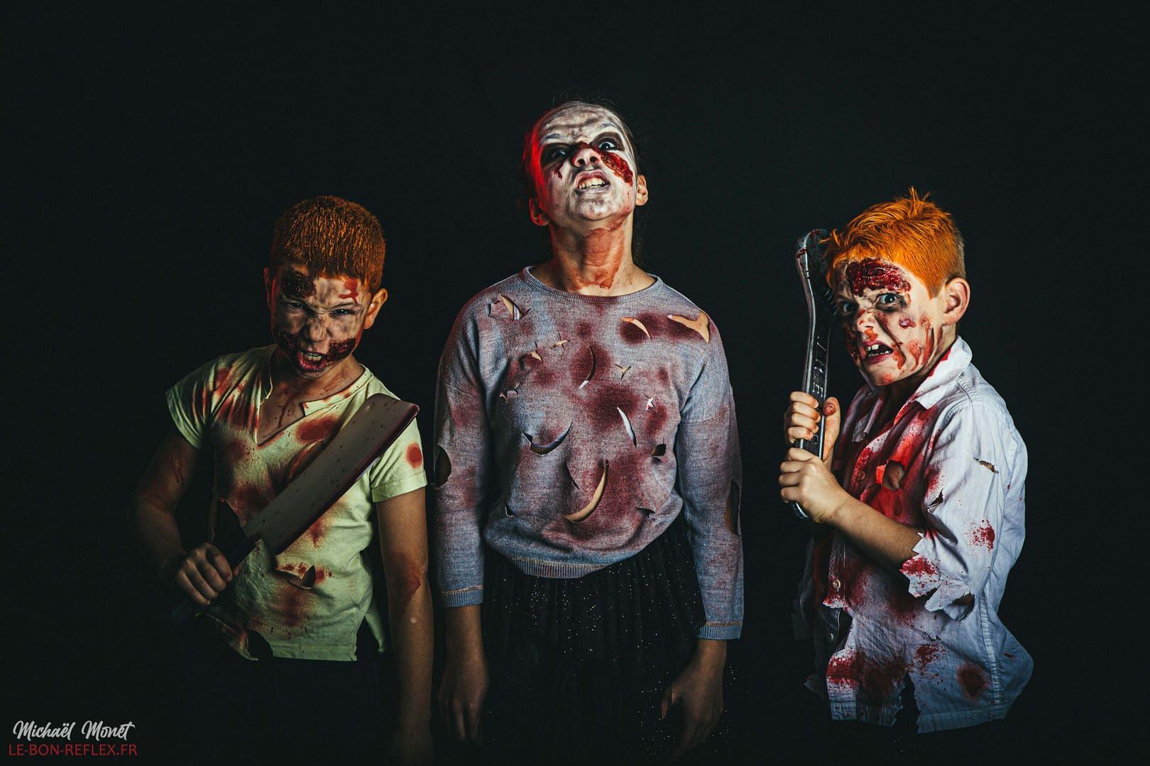 séance photo halloween rennes